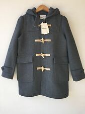 rey[ COUNTRY ROAD ] grey duffle coat  [ size: XXS,XS,S,M,L,XL ] $399