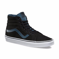 Vans SK8-Hi Reissue Black/Dark Slate Boys Skate Toddler Shoes