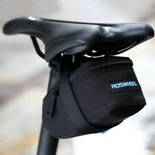 Outdoor Cycling Seat Pouch Bicycle Tail Rear Storage Bag Bike Saddle Bag YS