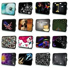 """Many Design Sleeve Bag Case Cover For 9 10 10.1 10.2""""Laptop Tablet Netbook iPad"""