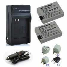 LP-E8 LPE8 Li-on Battery For Canon Rebel T5i T4i T3i EOS 550D 600D 650D Kiss X5