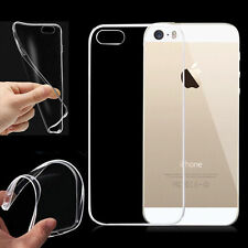 Ultra Thin Clear Pattern Soft Silicone Gel Case Cover For iPhone 4 5 6 6 7S Plus