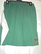 NCAA OUTERSTUFF USF SOUTH FLORIDA BULLS BOY'S GREEN SHORTS NEW