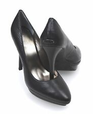 LIU-JO WOMAN DECOLTE SHOES BLACK LEATHER CODE LILLY S60057 P0023