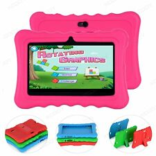 XGODY CHILD KIDS 7'' TABLET PC ANDROID 4.4 8GB WIFI DUAL CAMERA CHILDREN GIFTS