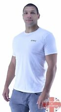 Mens DMC T Shirt Skull Print Crew Neck Top Cotton Short Sleeve Casual Tee