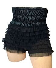 Rockabilly 50s Pettipants Frilly Hot pants Burlesque Shorts Retro Bloomers