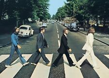 The Beatles Abbey Road Art Print/Poster