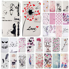 Magnetic Flip stand Card Leather wallet+TPU Case Cover For Apple iPhone series
