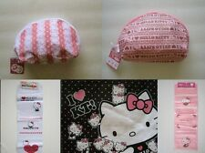 New! Sanrio HELLO KITTY Tote Bag / Zipper Makeup Cosmetic Bag / Wall Pocket