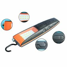 LED Flashlight Magnet SOS Mode Multifunction Torch Outdoor Camping Work Light UK