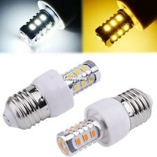 New 220V E27 15 LED SMD 5630 7W Warm Cold White Light Corn Bulb Lamp ES9P 01