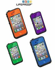 Lifeproof FRE Waterproof Case for iPhone 4S 4 with Authentic Serial Brand NEW