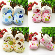 1Pair Shoes Boy Soft Sole Winter Boots Girls Warm Baby Infant Toddler Ankle