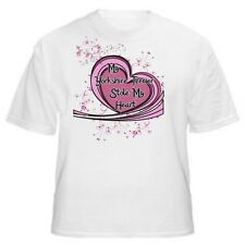 My Yorkshire Terrier Stole My Heart Dog Lover T-Shirt -Sizes Small through 5XL