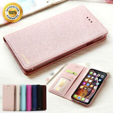 For Apple iPhone 6 7 8 Plus Wallet Leather Case Slim Cover Magnetic Flip Luxury