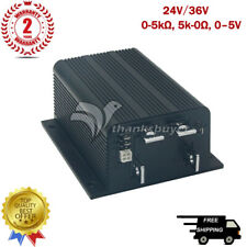 P124M-4201 275A Motor Controller for CURTIS 1204-004 1204-036 1204M-4201