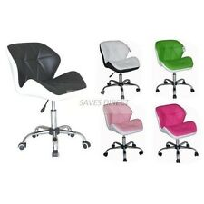 New Computer Office Desk Study Swivel High Back Stylish PU Leather Chair K-1359