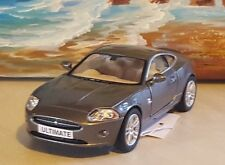 JAGUAR XK COUPE - GREY 1.36 DIECAST MODEL CAR PERSONALISED NEW BOYS TOYS GIFT