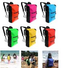 Premium 25L Kayak Canoe bOAT Hiking Snorkel Swimming Waterproof Backpack Dry Bag