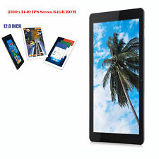 Chuwi Hi12 12.0 inch Tablet PC Windows 10+Android 5.1 2160x1440 64GB UK PLUG