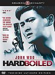 Hardboiled Jon Woo Dragon Dynasty DVD 2007 2 disc set Ultimate Edition Free Ship