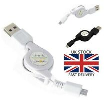 Micro USB Data Sync Cable Charger Lead for Android Phones Samsung HTC LG