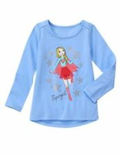 NWT Gymboree Blue SuperGirl Tee Shirt Top T Shirt SZ 6 Girls