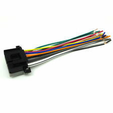 GM PLUGS INTO FACTORY RADIO CAR STEREO CD PLAYER WIRING HARNESS WIRE TAO