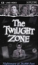 The Twilight Zone: Nightmare at 20,000 Feet [UMD for PSP], New DVD, William Shat