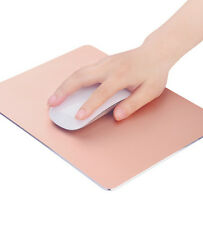Aluminum alloy Mouse Pad Gaming Mat Mouse for Macbook Laptop HP Dell Computer
