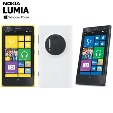 "Nokia 909 (Lumia 1020) 4.5"" 2+32GB 41MP 4G LTE Unlocked Win8 SmartPhone WiFi GPS"