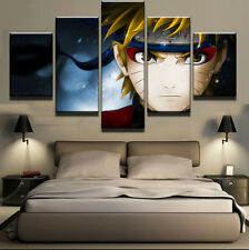 Naruto Cartoon Games Painting Abstract Modern Canvas Wall Art Poster Home Decor