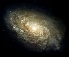 Dusty Spiral Galaxy (Classic Image from Outer Space)