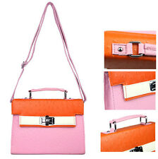 Womens Bags Handbags Satchel Messenger Cross Body Sholuder Tote Purses