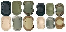 Black Olive Tan ACU Protective Gear Tactical Airsoft Paintball Knee Elbow Pads