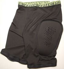 DAINESE SOFT NORSOREX HIP/COCCYX PROTECTION SHORTS COLOR:BLACK SIZE:L OR XL NEW
