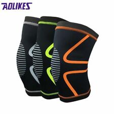 Gym Weight lifting Knee Wraps Straps Bandage Guard Brace Compression Knee Sleeve