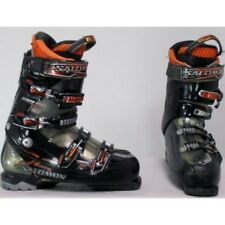 ski boot Occasion Salomon Mission 8 black/orange