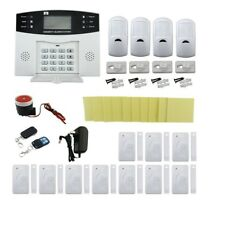 980A Home Burglar Security Alarm System with Detector Sensor Kit