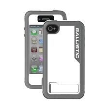 Ballistic Every1 Case For iPhone 4/4S w/Kickstand & Holster & Free Screen Guard