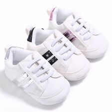Baby Boys Girls First Walkers shoes Soft Bottom Fashion Sneakers Toddler New