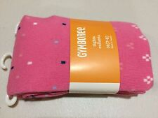 NWT Gymboree girls tights Pink Enchanted Winter 2T-3T, 4T-5T, 5-6,7-8,10-12