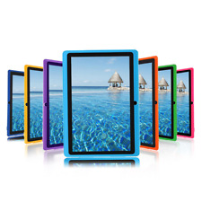 7'' Inch 16G A33 Q88H Allwinner Android Quad Core Dual Camera WiFi Tablet