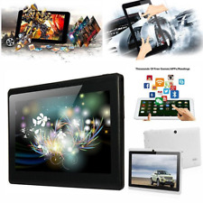 7'' Inch A33 Allwinner Quad Core Dual Camera Android 4.4 WIFI 4GB Tablet PC EU