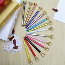 Diamond Head Ballpointl Party Creative Pen Gift Stationery Ballpen Office