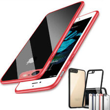 For Apple iPhone 7 6s Plus Case Slim Hybrid Clear Shockproof Hard Bumper Cover
