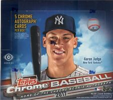 2017 Topps Chrome Singles Pick from List Complete Your Set LIST B (#101-200)