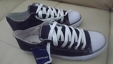 DONNAY LEECON LOW CANVAS SHOES NAVY BLUE