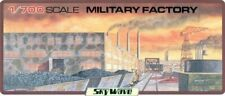 New Pit-Road Skywave 1/700 Scale Kit Military Factory SW24 Hobby Plastic Model